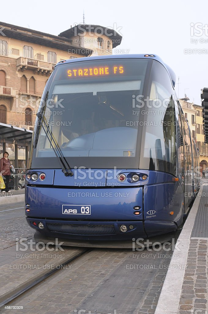 Metrobus stock photo