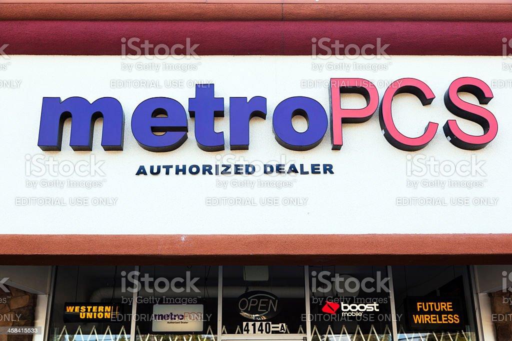 metroPCS stock photo