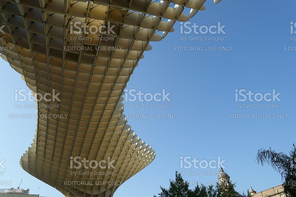 Metropol Parasol stock photo