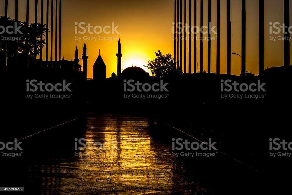 mevlana stock photo