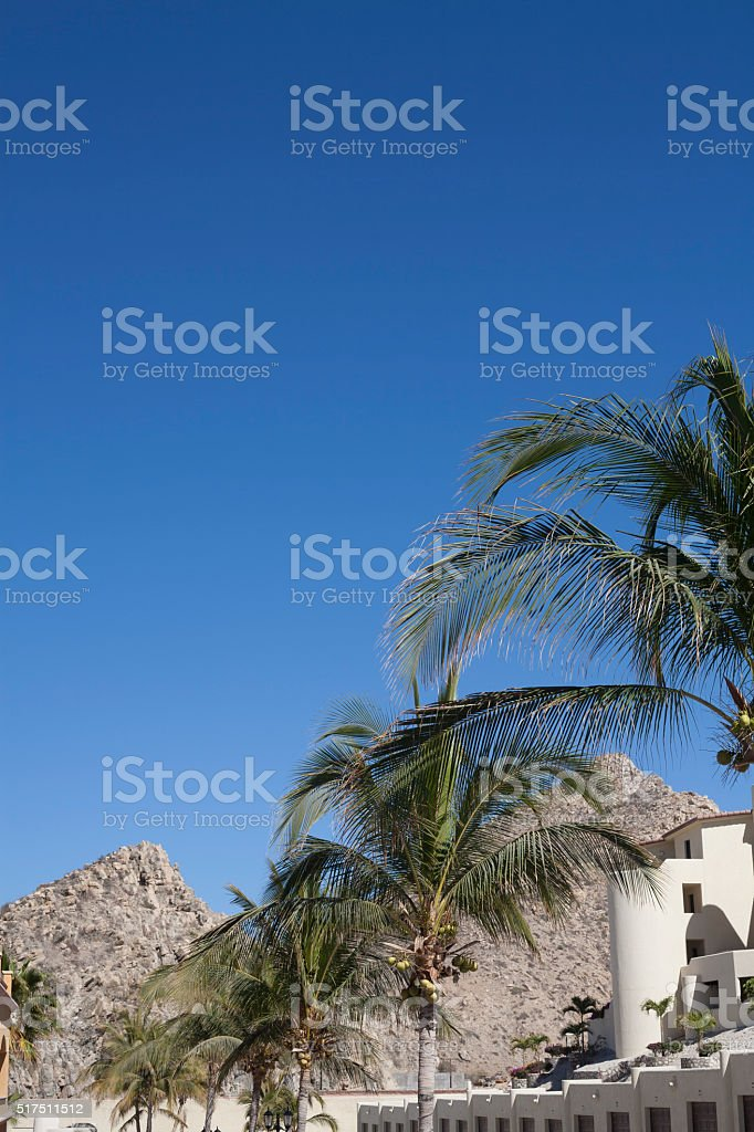 Mexcio vacation stock photo