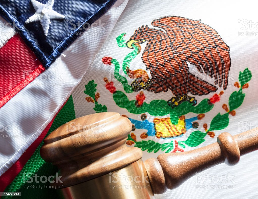 Mexican American Legal Services stock photo