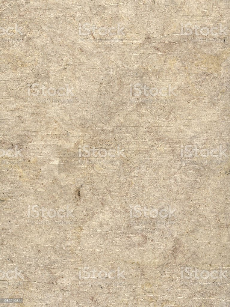 Mexican Bark Paper royalty-free stock photo