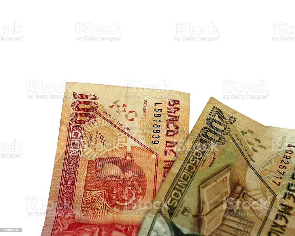 Mexican Bill stock photo