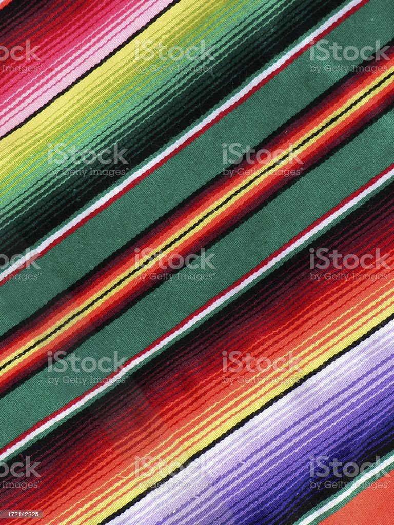mexican blanket 3 royalty-free stock photo