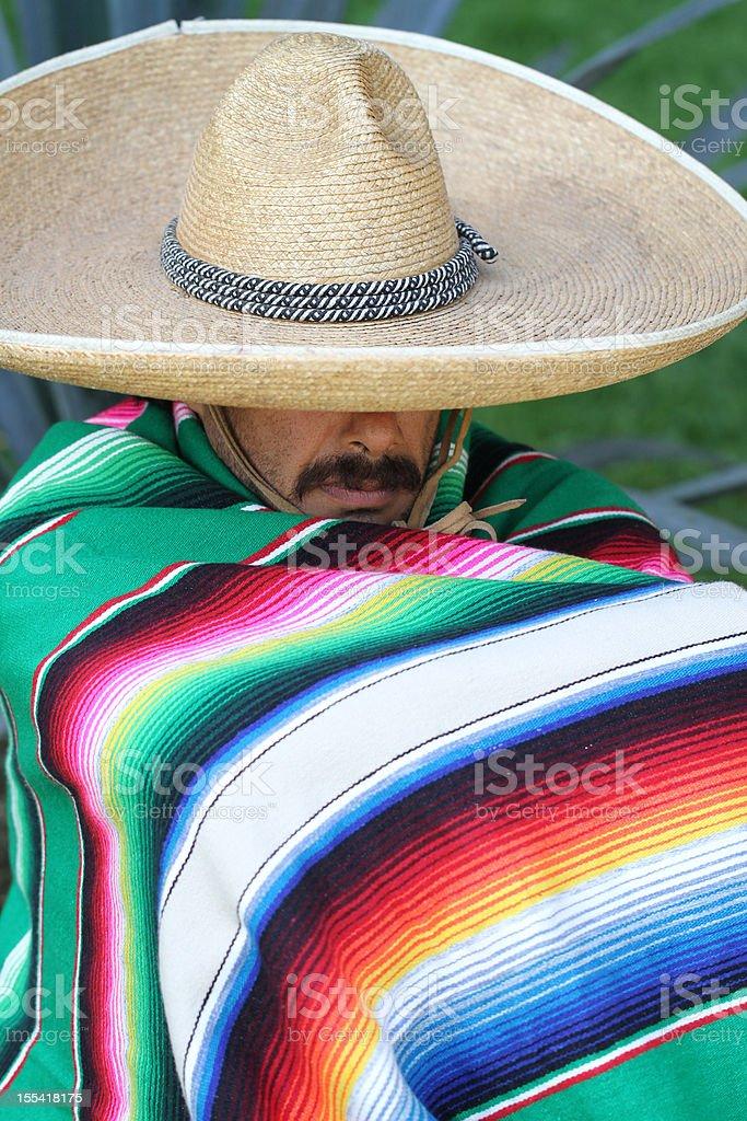 Mexican Charro stock photo