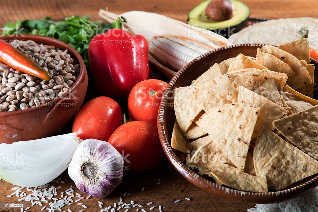 Mexican cuisine stock photo