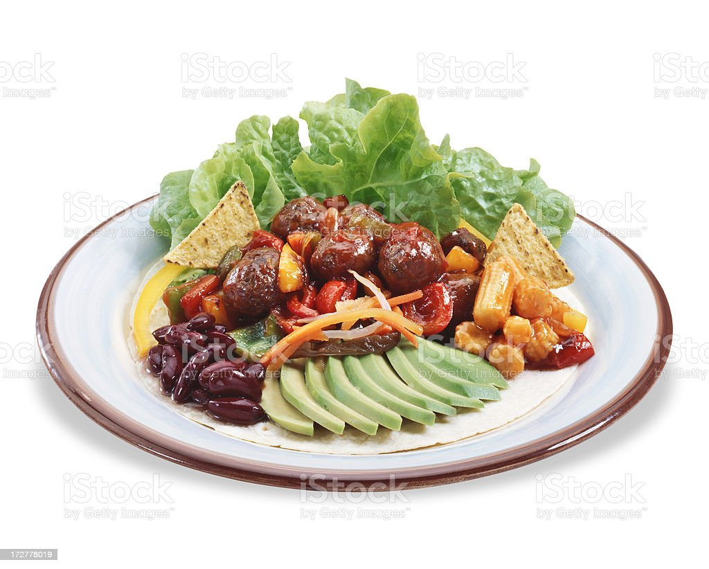 Mexican dish royalty-free stock photo