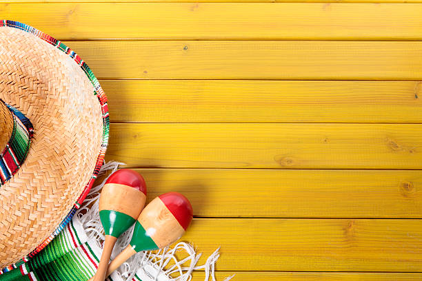 Cinco de mayo border background pictures images and stock for Mexican themed powerpoint template