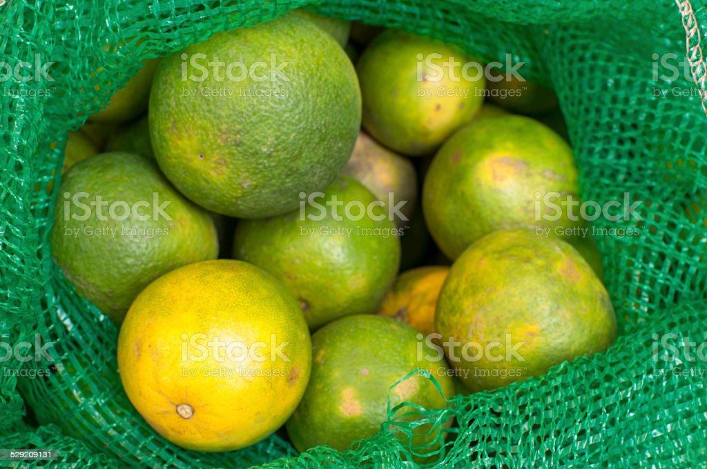 Mexican juice oranges stock photo