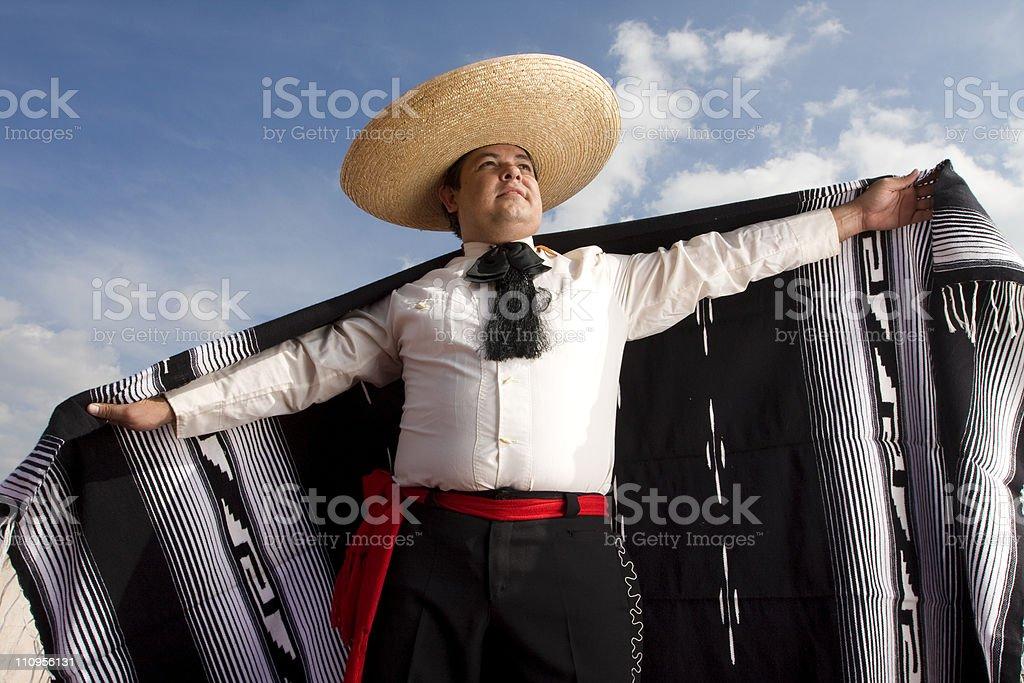Mexican man stock photo
