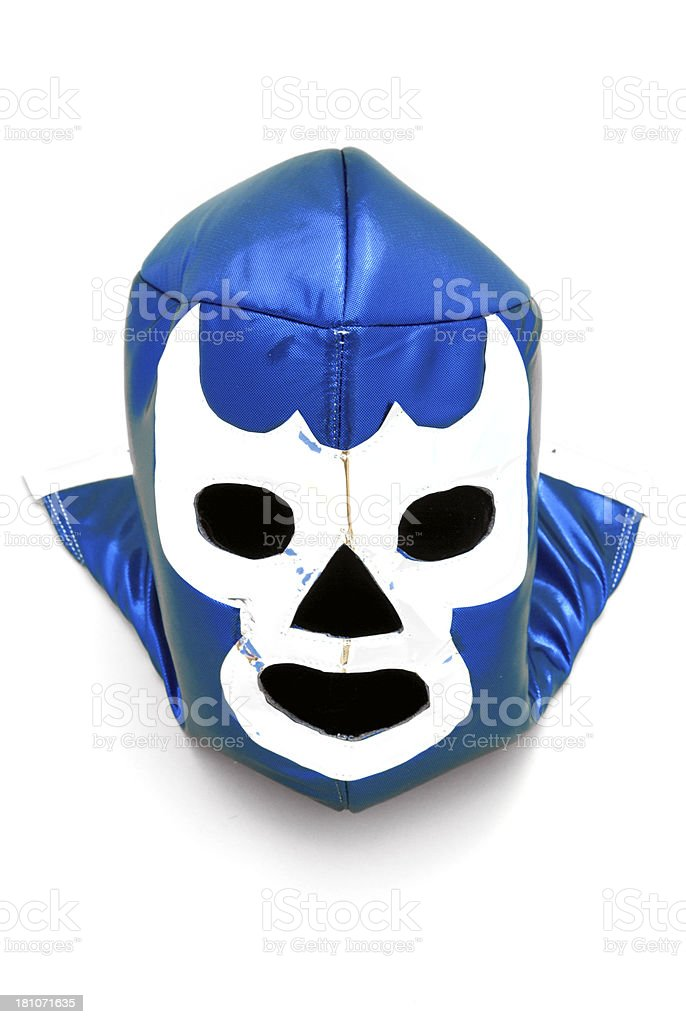 Mexican Mask royalty-free stock photo