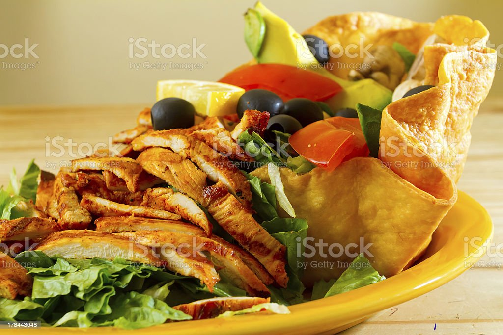 Mexican Restaurant Food royalty-free stock photo