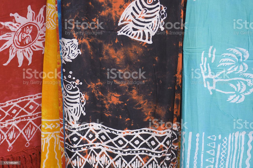 Mexican Textile royalty-free stock photo