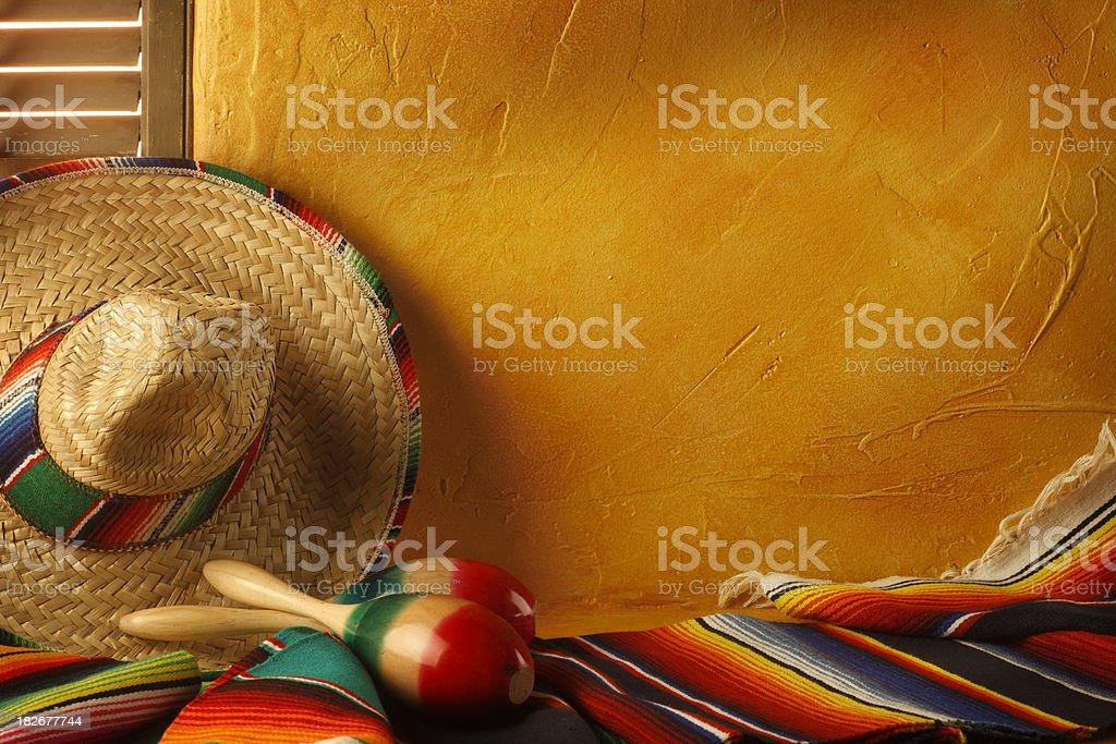 Mexican Theme stock photo