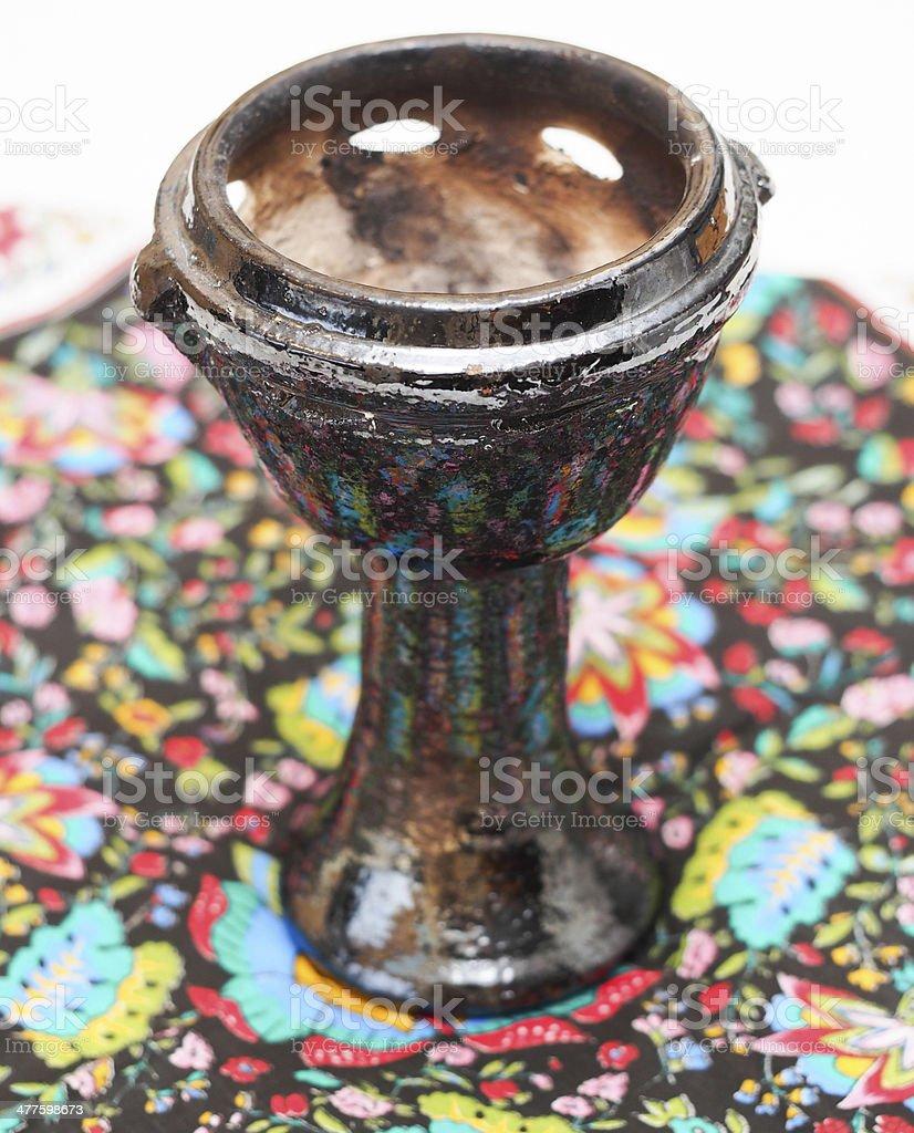 Mexican Vase stock photo