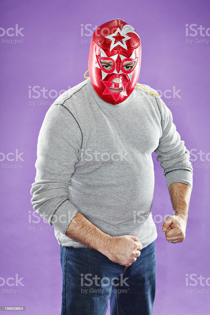 Mexican Westler stock photo