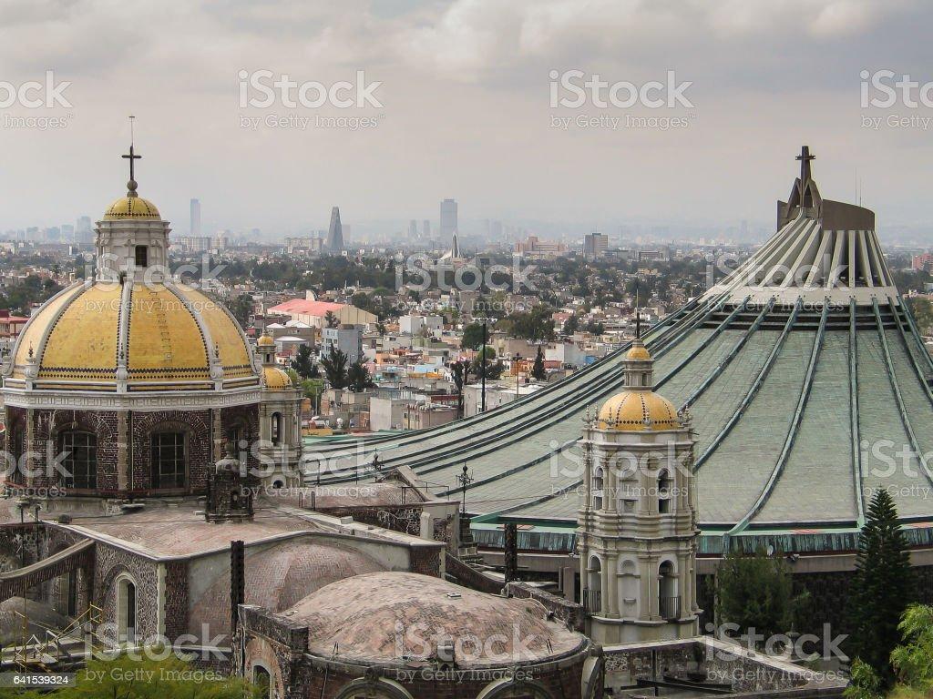 Mexico City, Mexico stock photo