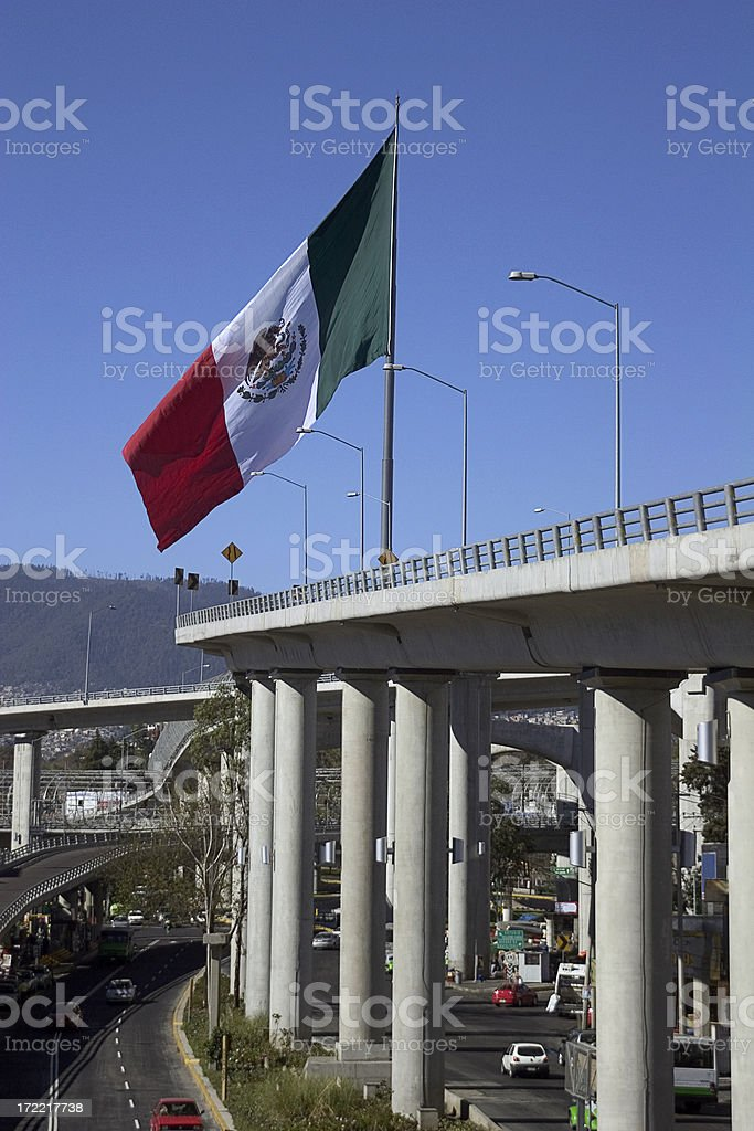 mexico city royalty-free stock photo