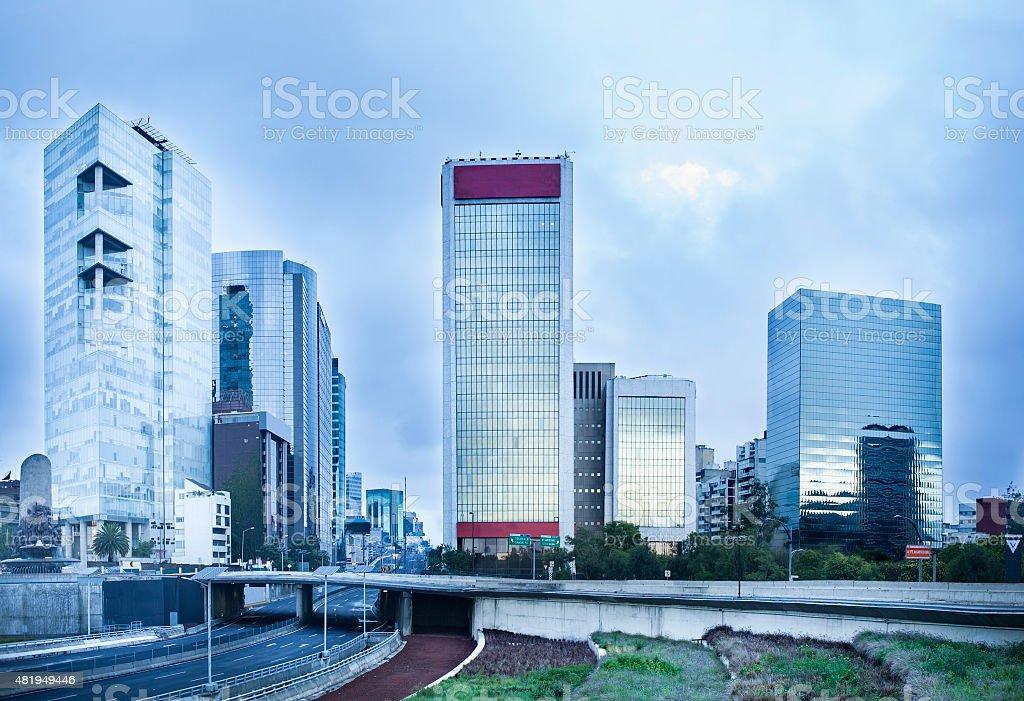 Mexico D,F stock photo