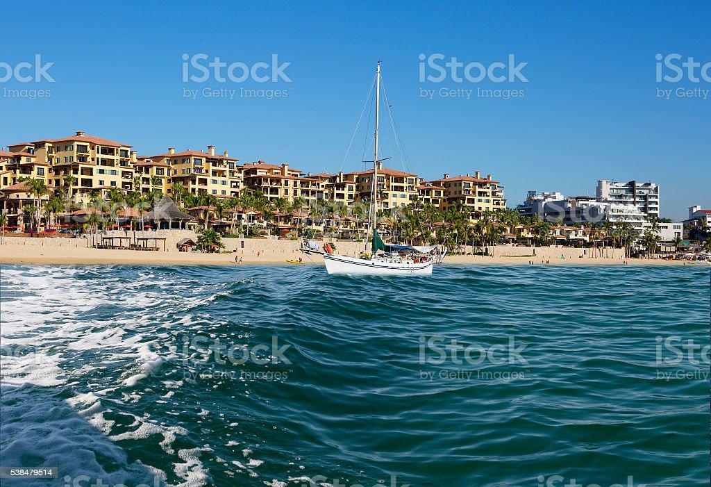 Mexico. In Cabo San Lucas. stock photo