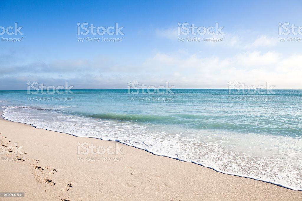 Miami Beach, Florida stock photo