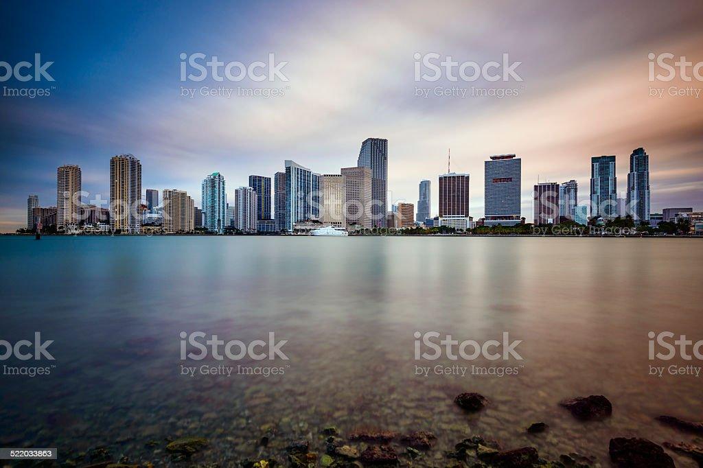 Miami, Florida stock photo