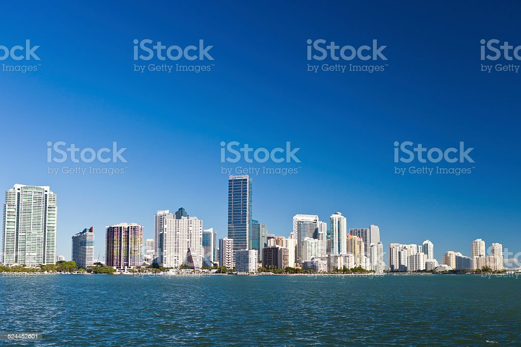 Miami, Florida stock photo