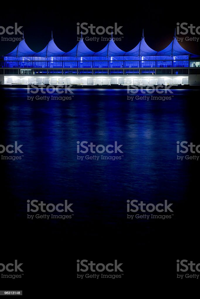 Miami Harbor (XL) royalty-free stock photo