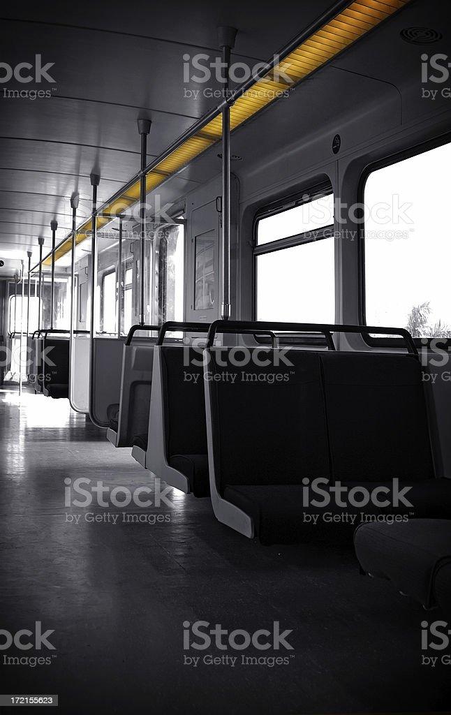 miami metro rail royalty-free stock photo