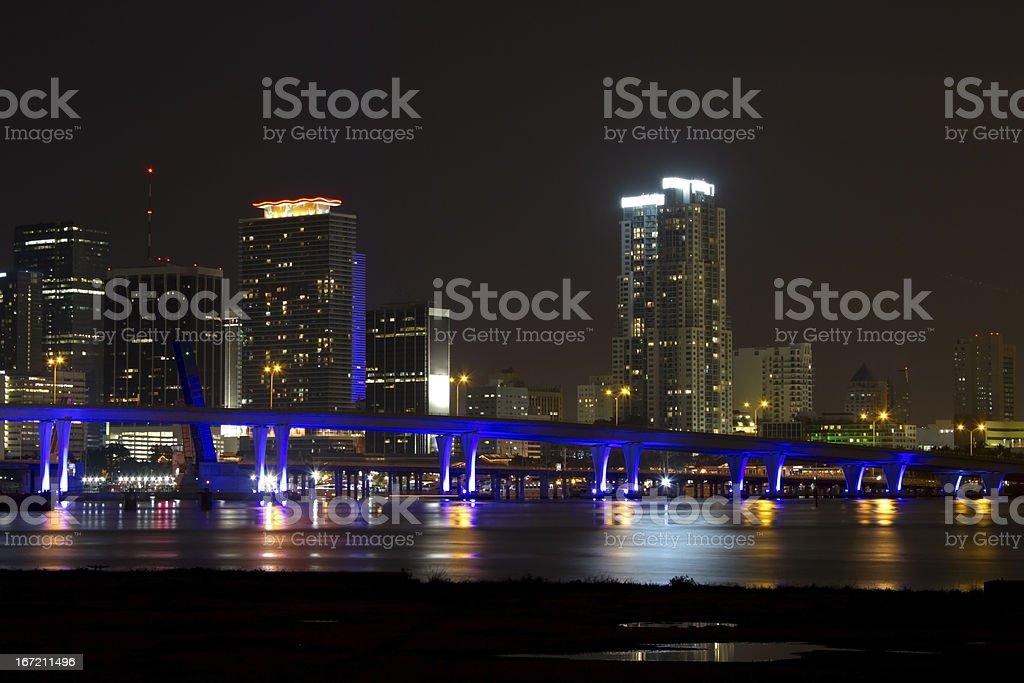 Miami royalty-free stock photo