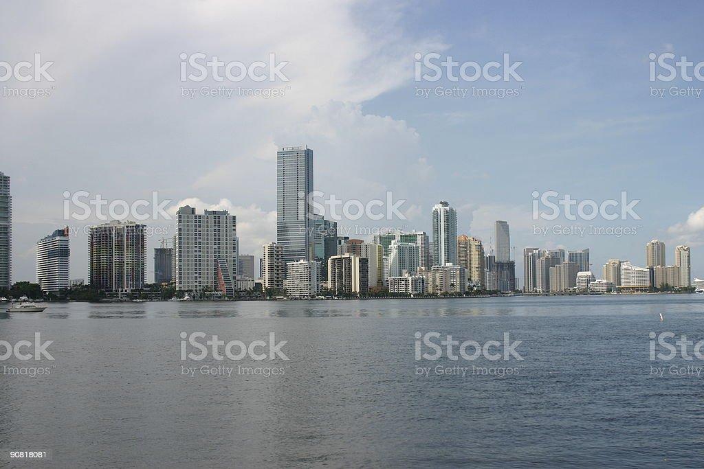 Von Miami Lizenzfreies stock-foto