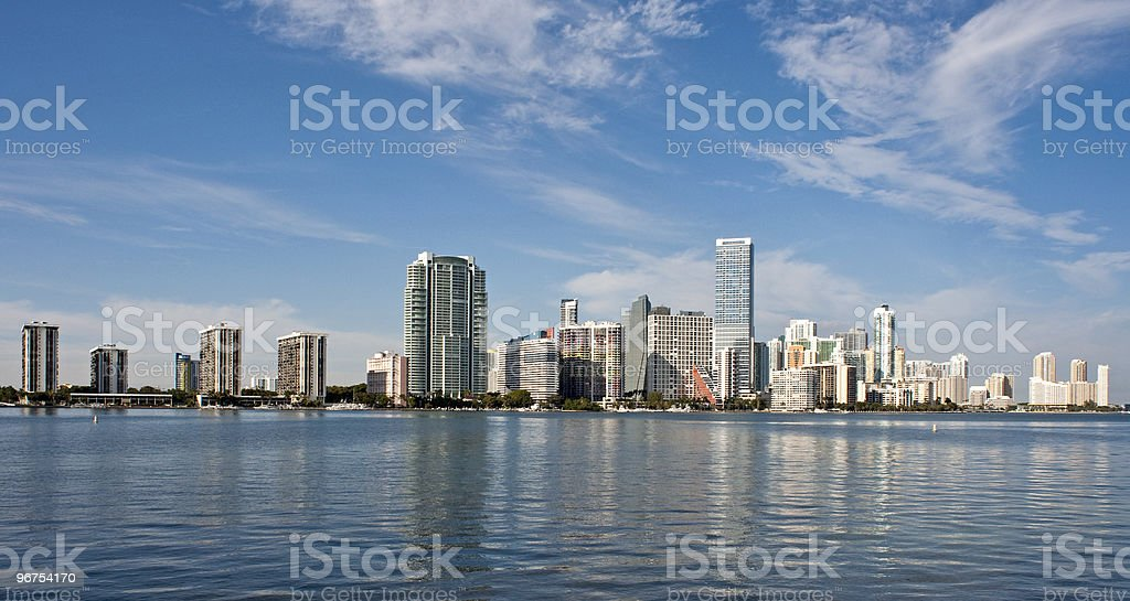 Miami stock photo