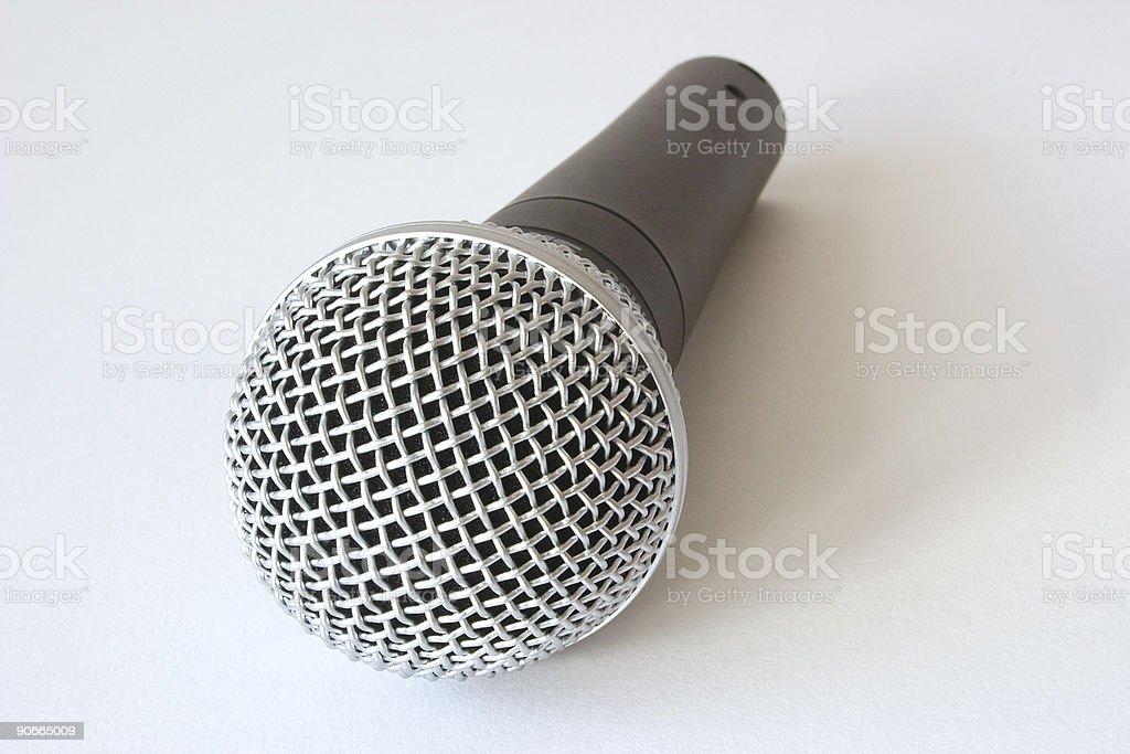 mic royalty-free stock photo
