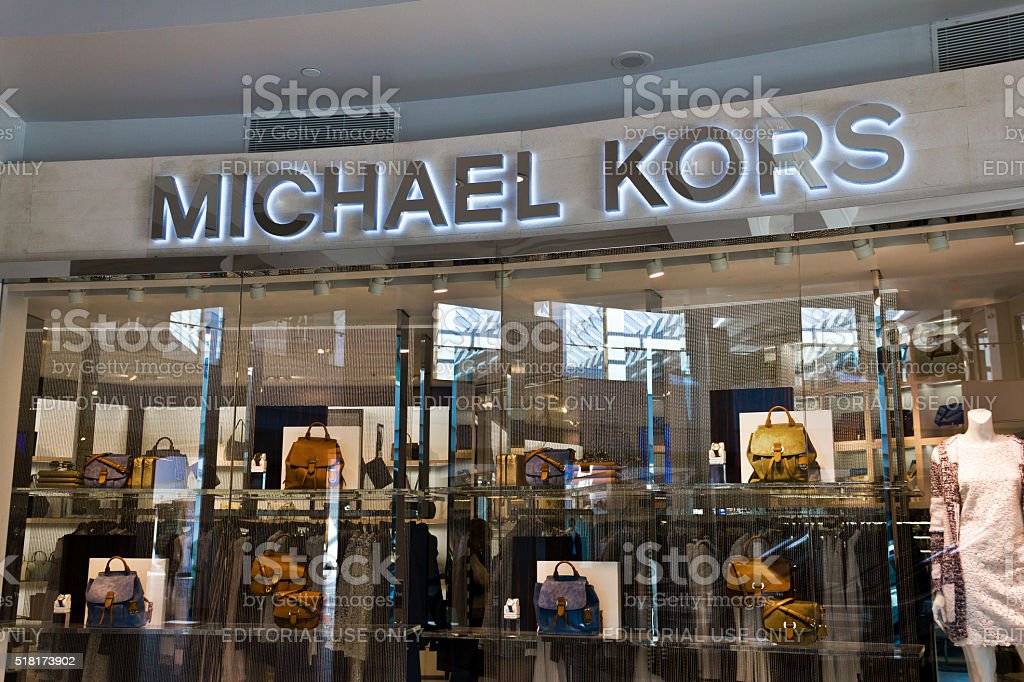 Indianapolis - March 2016: Michael Kors Retail Store I stock photo