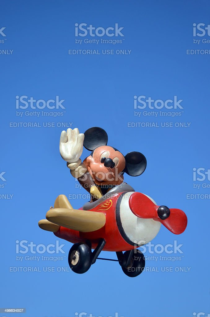 Mickey  Mouse stock photo