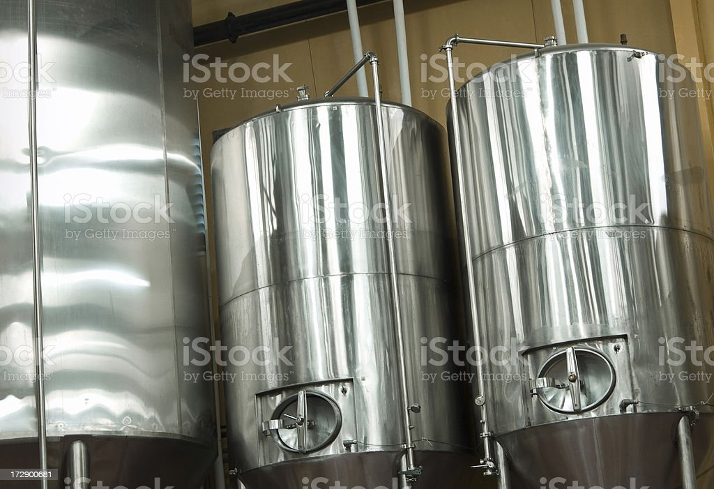 microbrewery royalty-free stock photo
