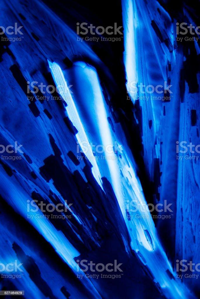 Microcrystals stock photo
