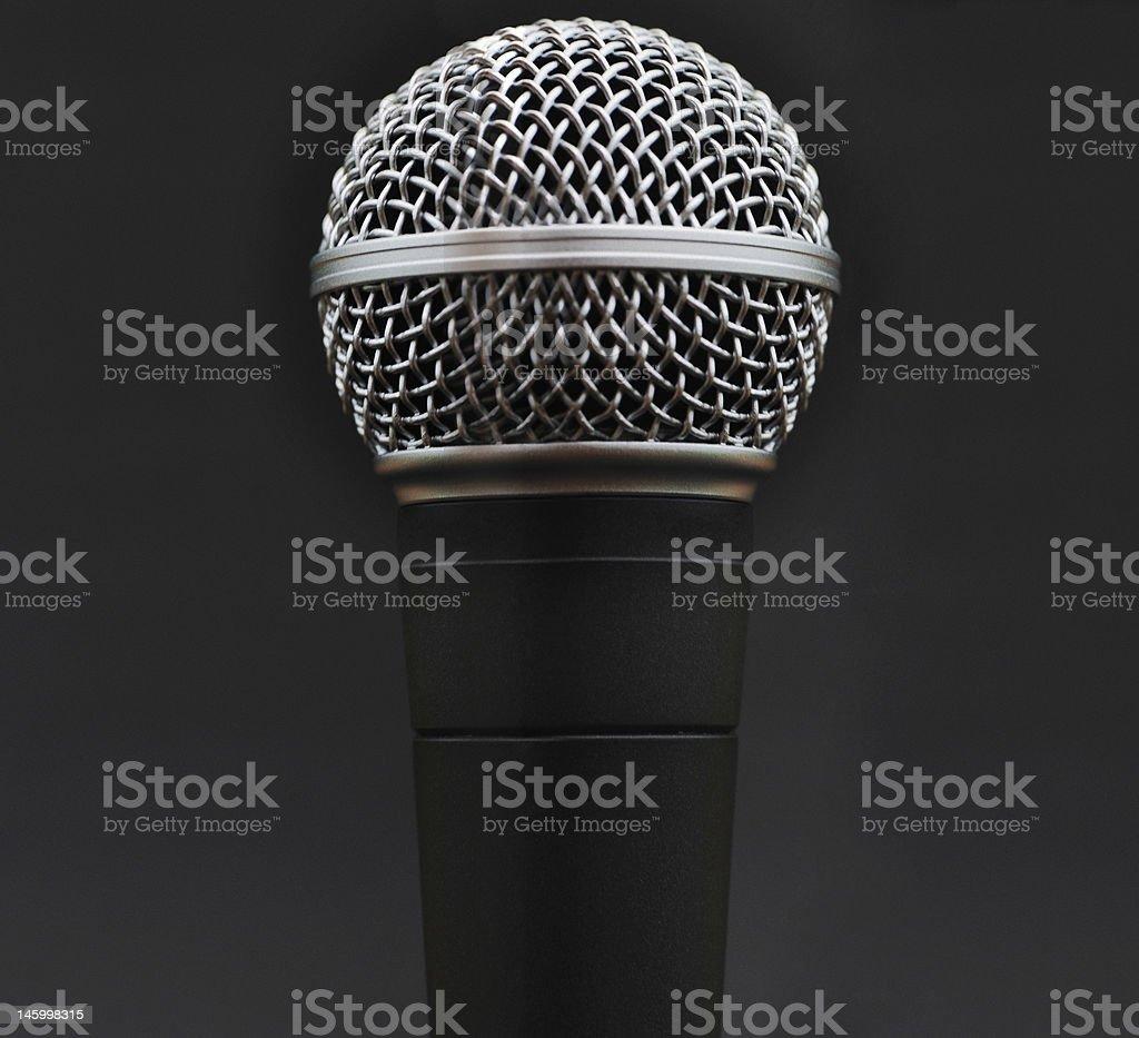 Mikrofon Lizenzfreies stock-foto