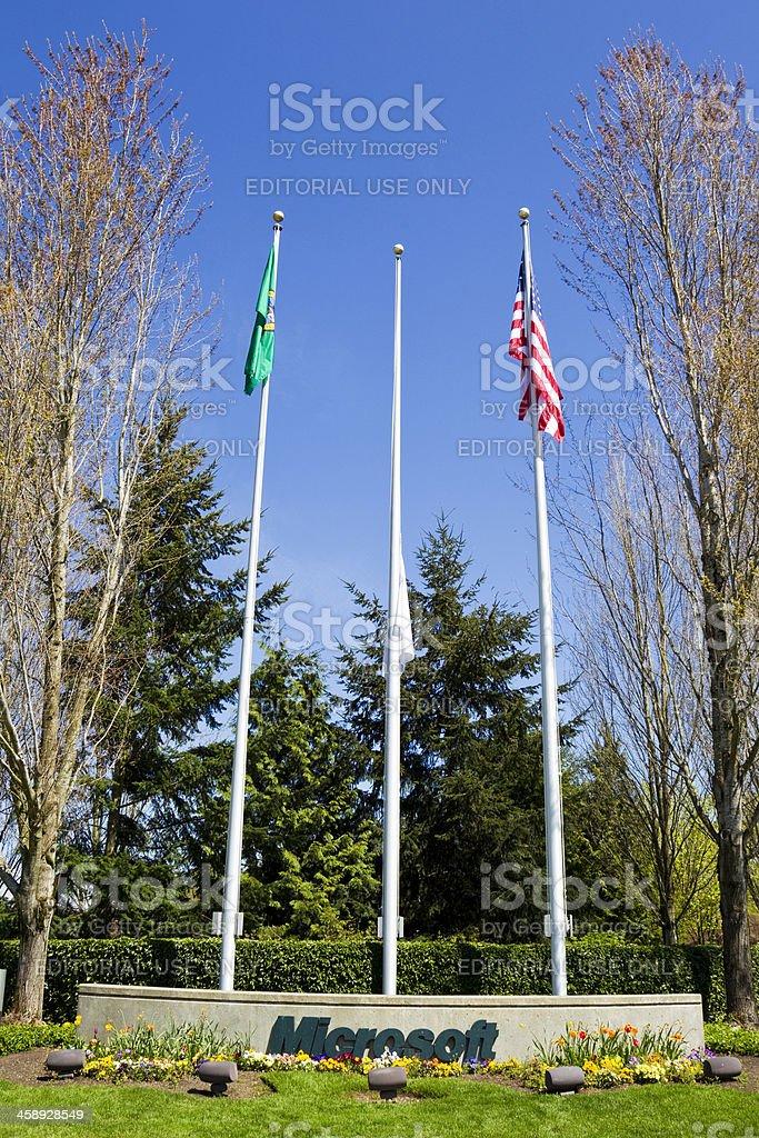 Microsoft Corporation Head Office Stock Photo ... Part 95