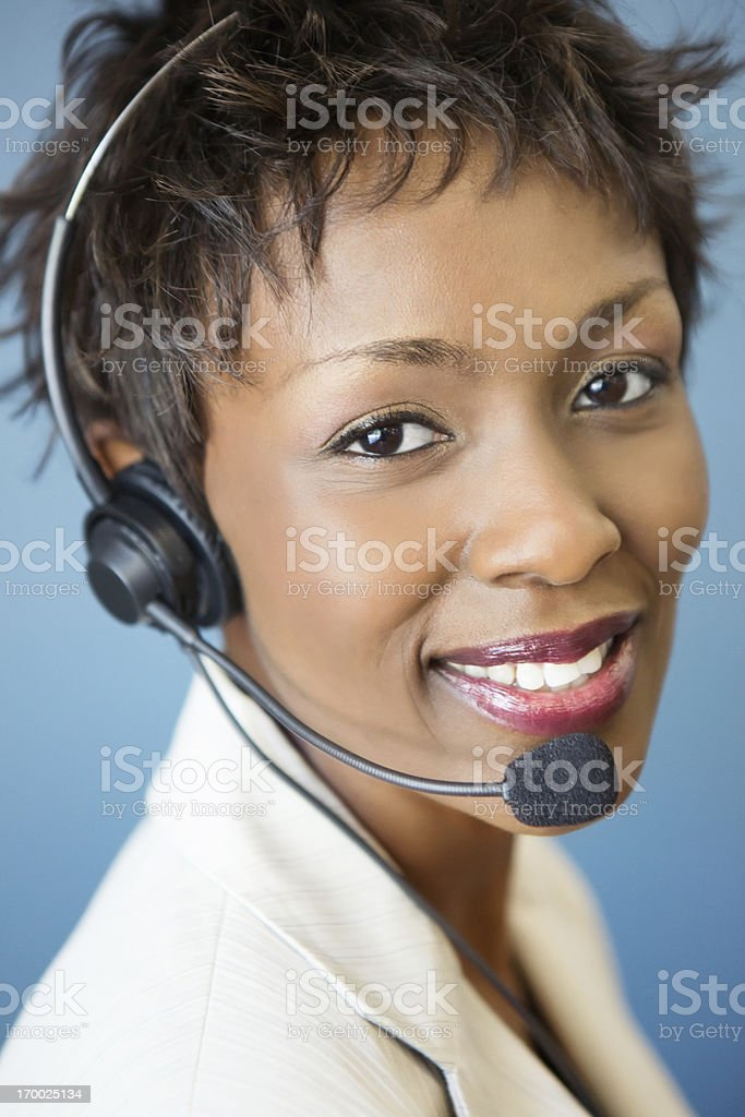 Mid Thirties Female Professional royalty-free stock photo