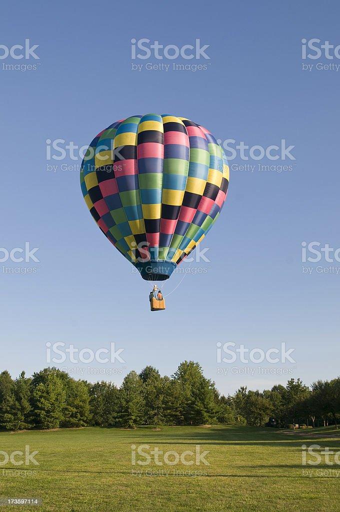 Mid-Air royalty-free stock photo