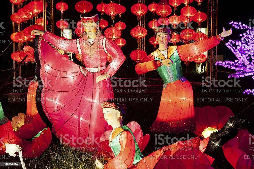 Mid-Autumn Festival stock photo