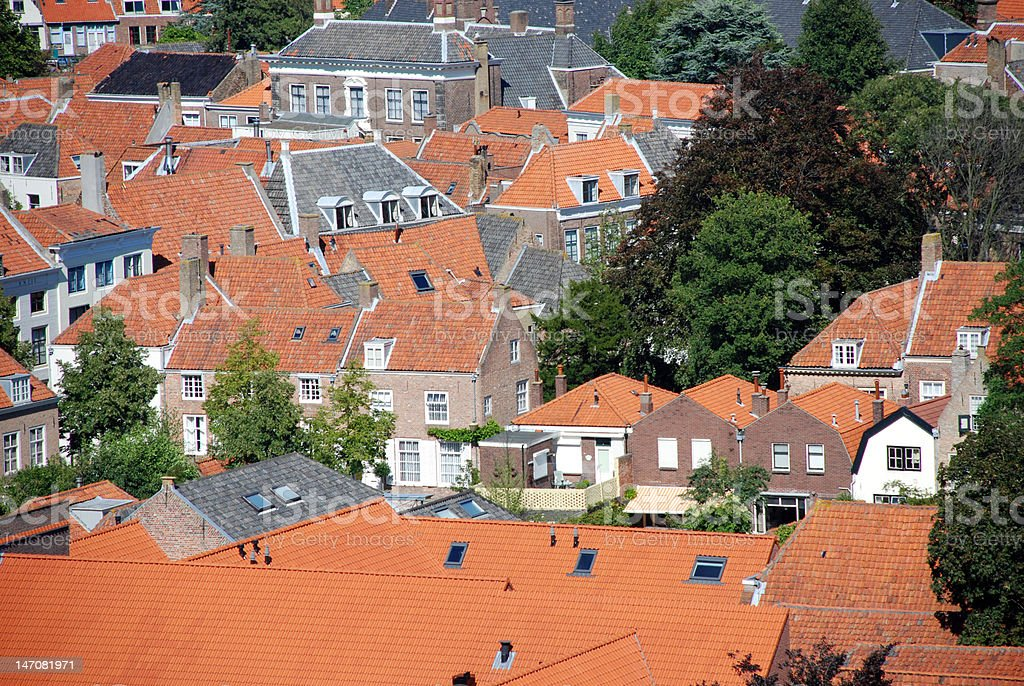 Middelburg royalty-free stock photo