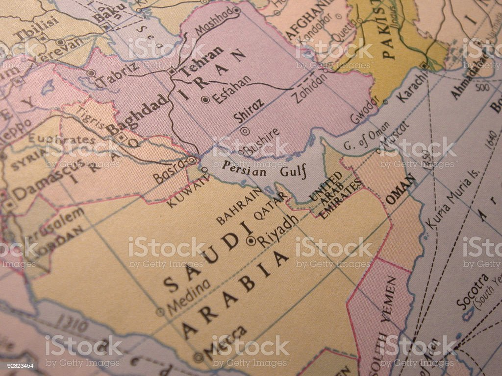 middle east royalty-free stock photo