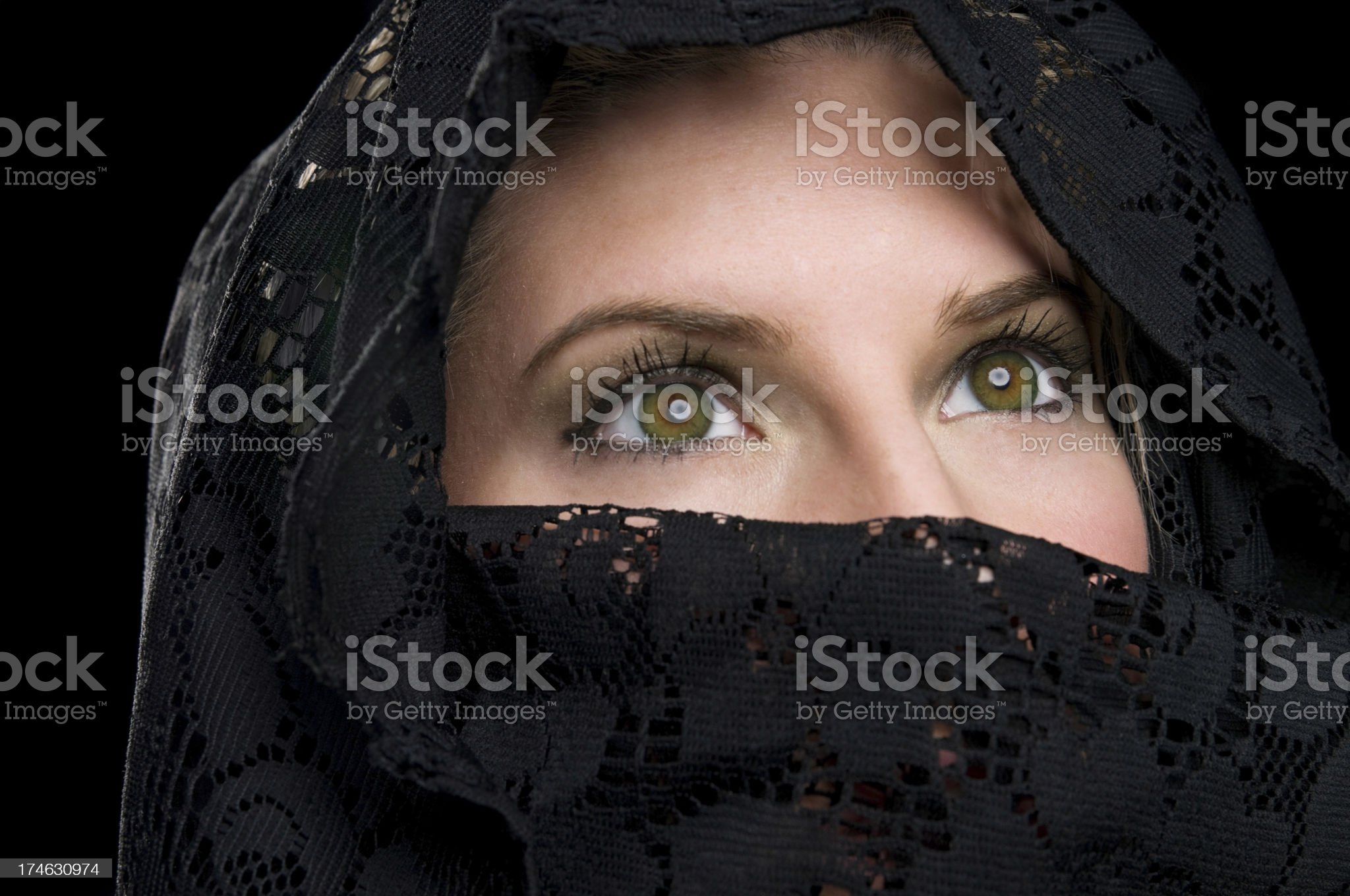 Middle Eastern royalty-free stock photo