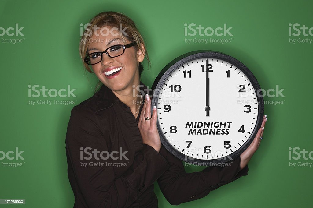 Midnight Madness royalty-free stock photo