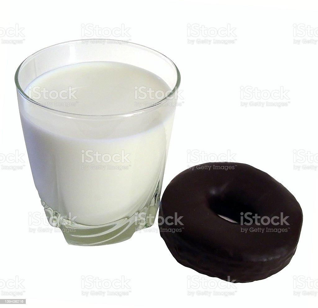 Midnight Snack stock photo