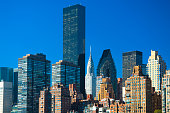 Midtown Manhattan buildings / architecture