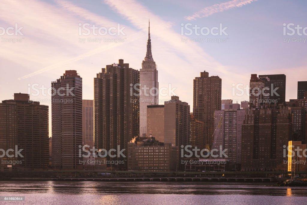 Midtown Manhattan stock photo